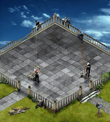 Play Building illusion