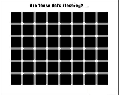 Play Flashing Dots
