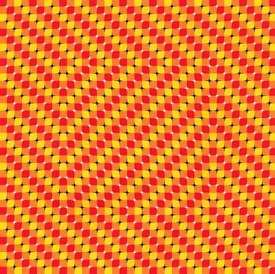 Play Center Square Illusion